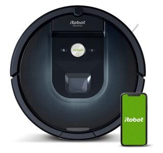 260 euros de réduction pour le performant aspirateur robot Roomba 981