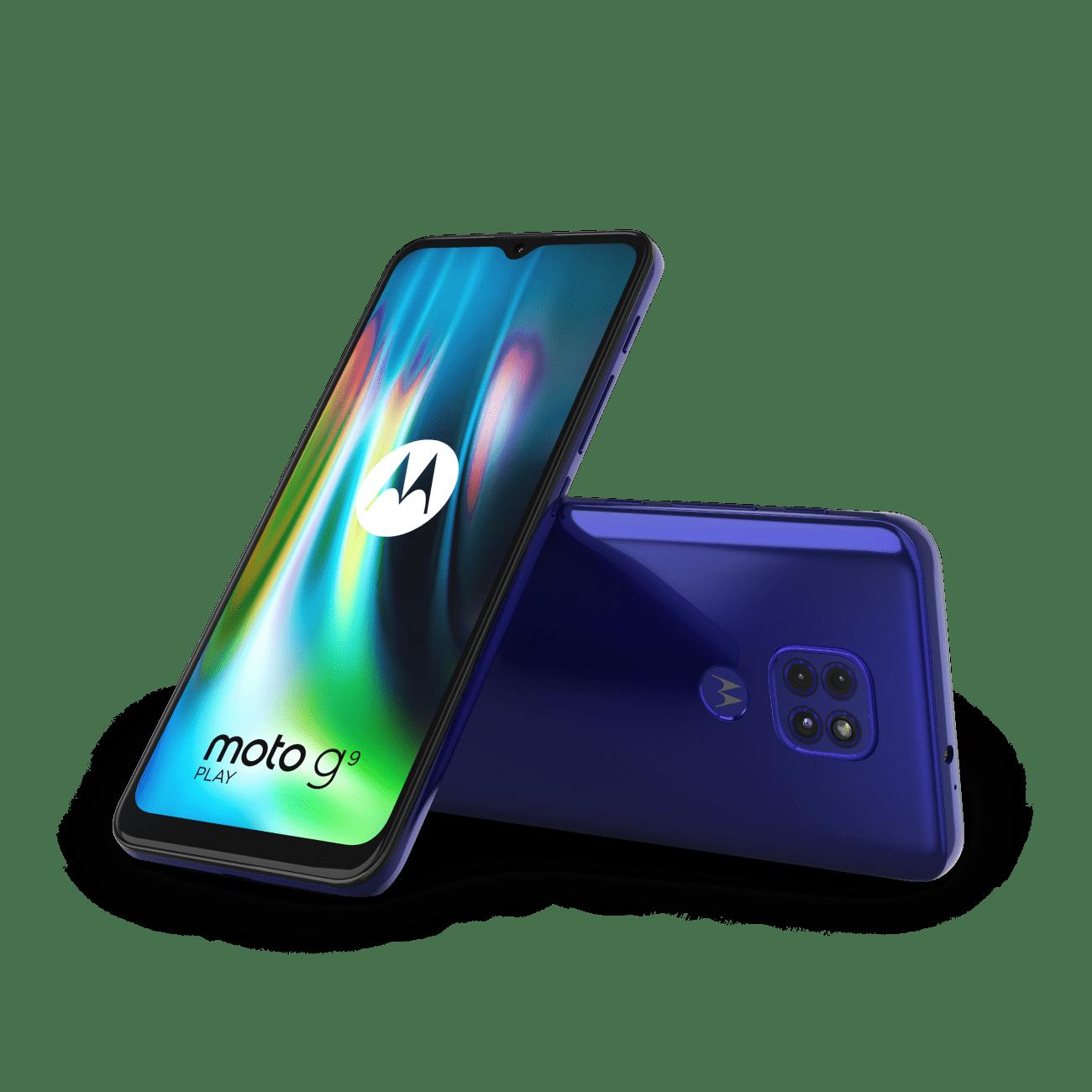 Moto G9 Play officialisé : une gigantesque batterie et un tout petit prix