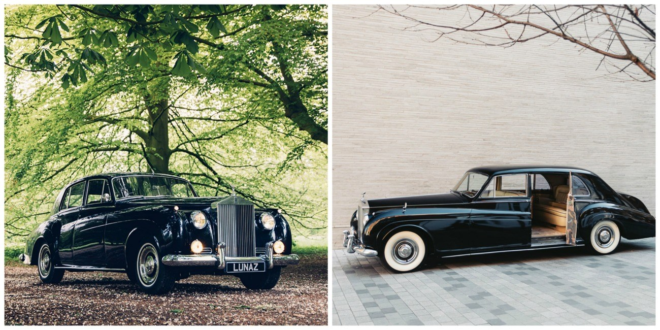 Ces deux Rolls-Royce électriques transformées sont magnifiques, mais hors de prix