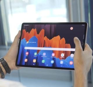 Prise en main des Galaxy Tab S7 et S7 Plus : l'iPad Pro sauce Samsung