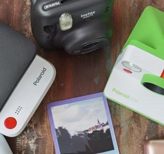 Polaroid ou Instax : les meilleurs appareils photos instantanés