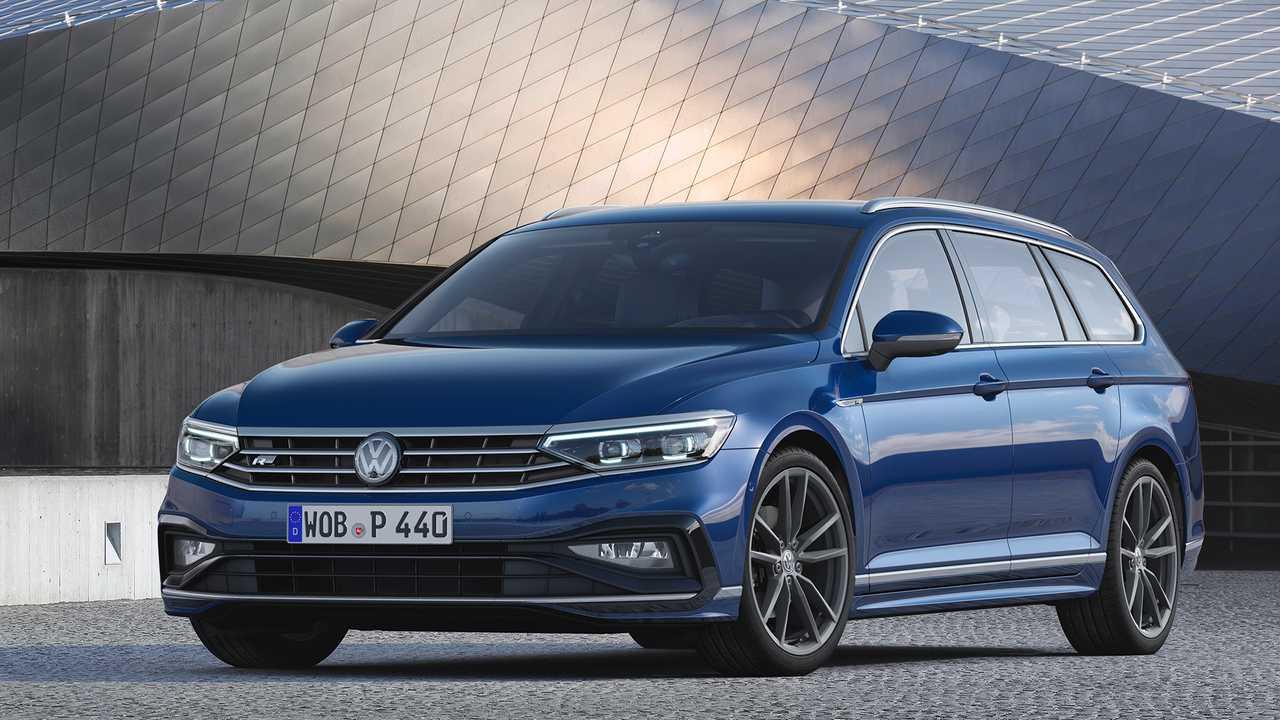 Volkswagen Passat : la prochaine version sera électrique avec conduite autonome de niveau 3