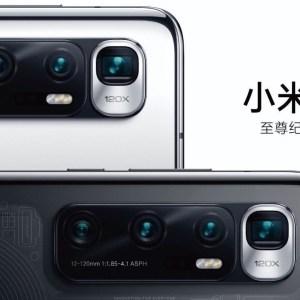 Xiaomi Mi 10 Ultra : le smartphone des dix ans se révèle en images
