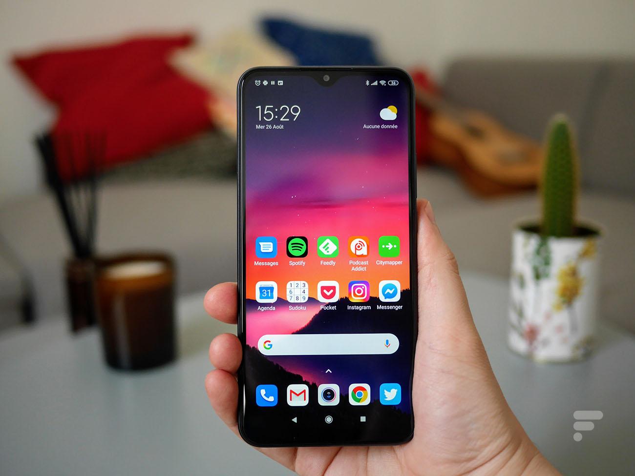 Test du Xiaomi Redmi 9: un très bon smartphone pour un tout petit prix