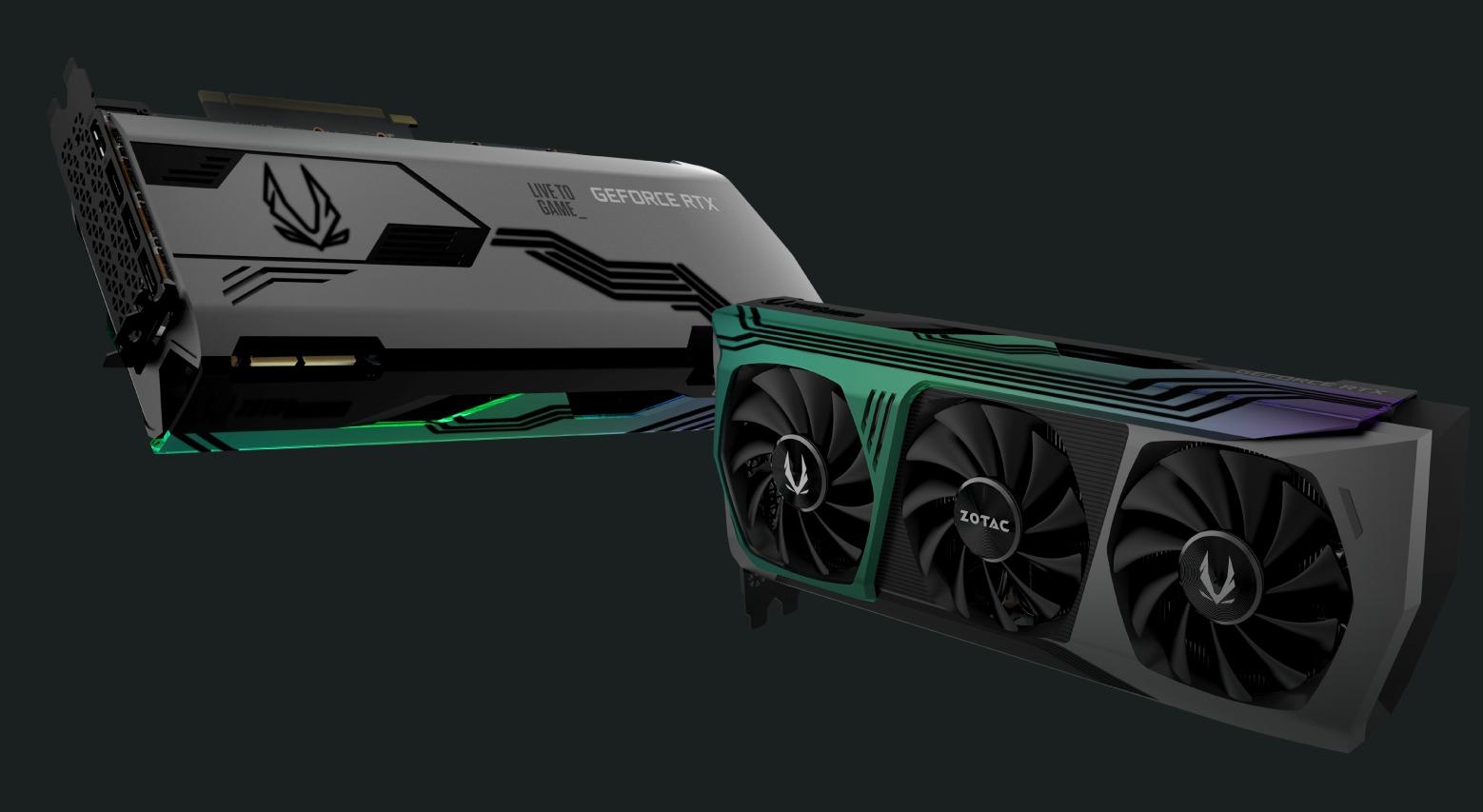 Nvidia GeForce RTX 3070, 3080 et 3090 : des fuites confirment noms et caractéristiques