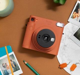 Instax Square SQ1 : l'appareil instantané pour des photos carrées comme sur Instagram