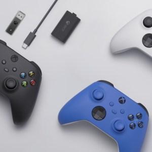 Xbox Series S   X : Microsoft dévoile une nouvelle manette plus colorée