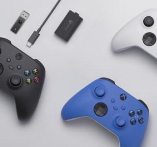 Xbox Series S | X : Microsoft dévoile une nouvelle manette plus colorée