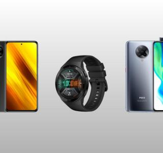 French Days d'AliExpress : Poco F2 Pro, Poco X3 ou encore Huawei Watch GT 2e en promotion
