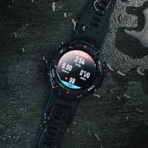 Test de l'Amazfit T-Rex : l'allure d'une montre, l'ADN d'un bracelet connecté