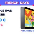 Cdiscount lance une vente flash pour l'iPad 2019 dès l'ouverture des French Days