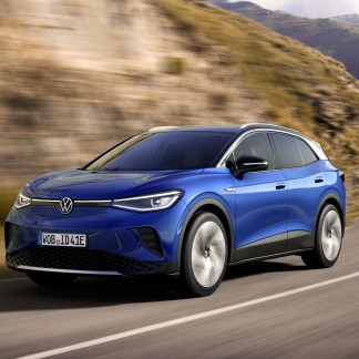 Volkswagen ID.4 made official: a compact SUV with more than 500 km of range