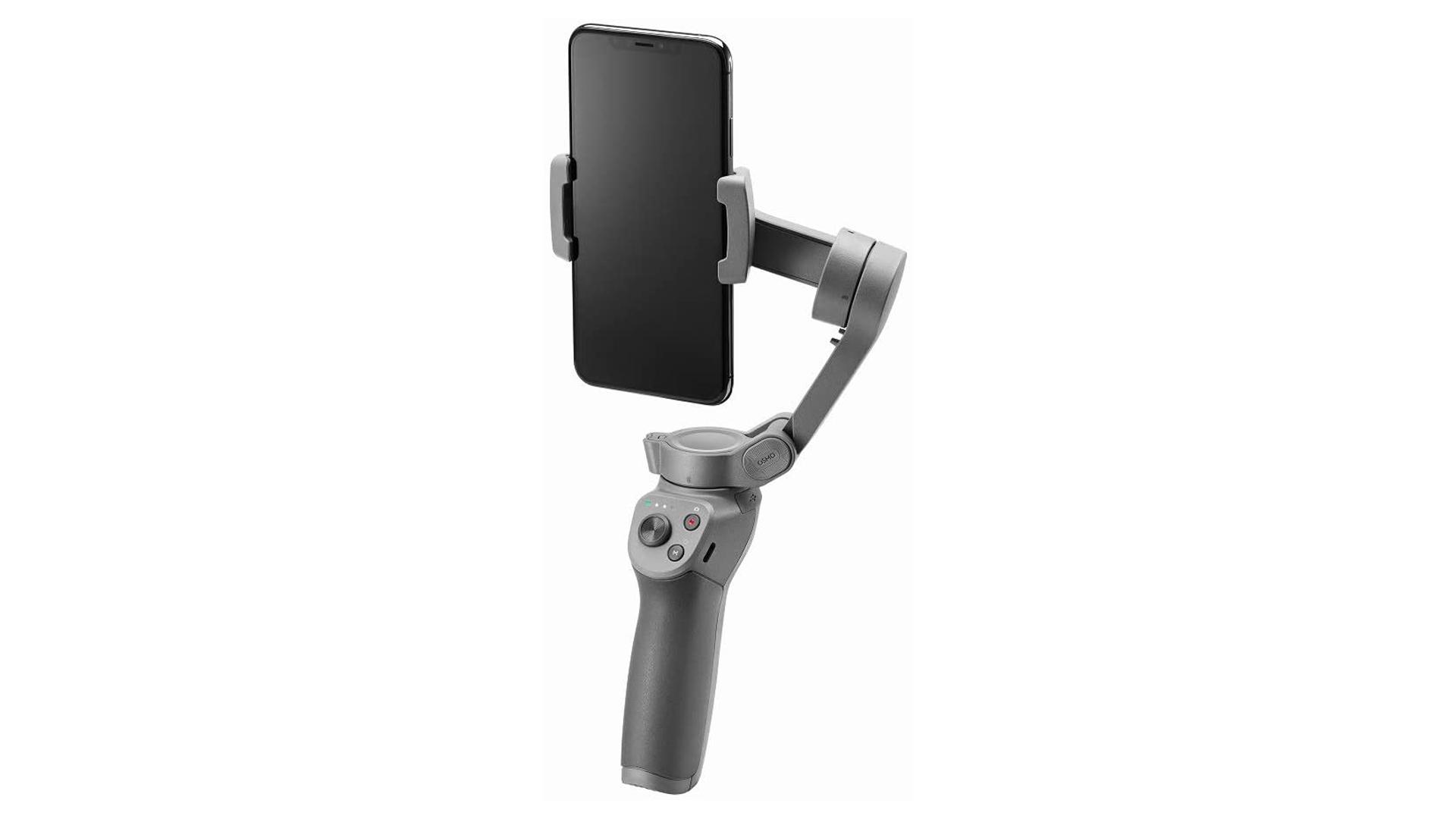 Le stabilisateur pour smartphone DJI Osmo Mobile 3 à 80 euros