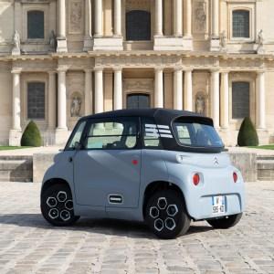 Citroën Ami: tous les modèles rappelés à cause de défauts de conception