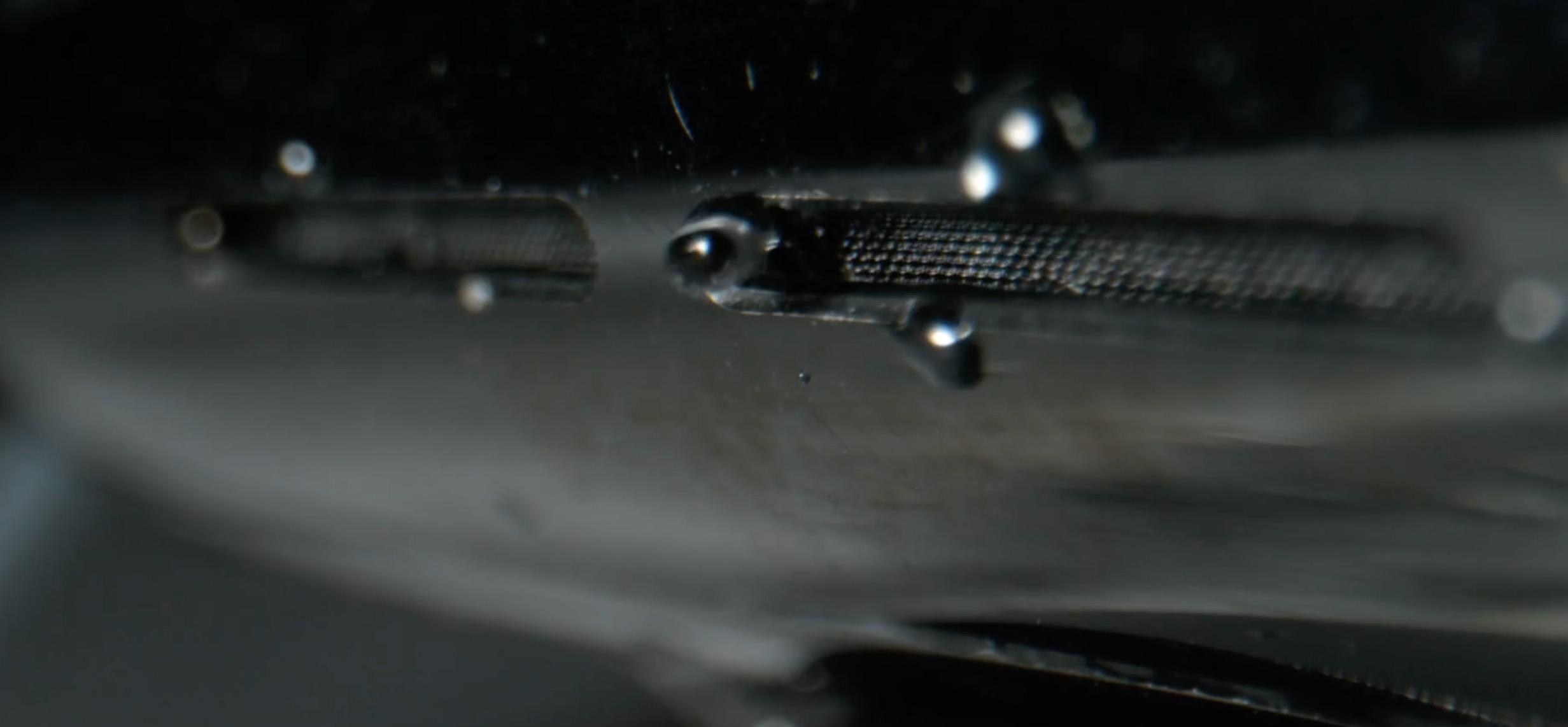 Apple a peut-être trouvé un moyen d'évacuer l'eau de mer de votre futur iPhone
