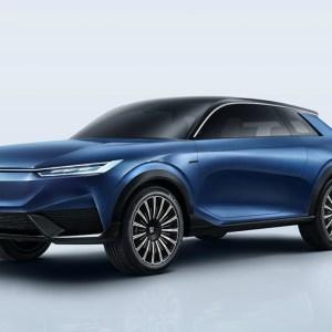 Honda e: concept: son tout premier SUV électrique se révèle en douceur