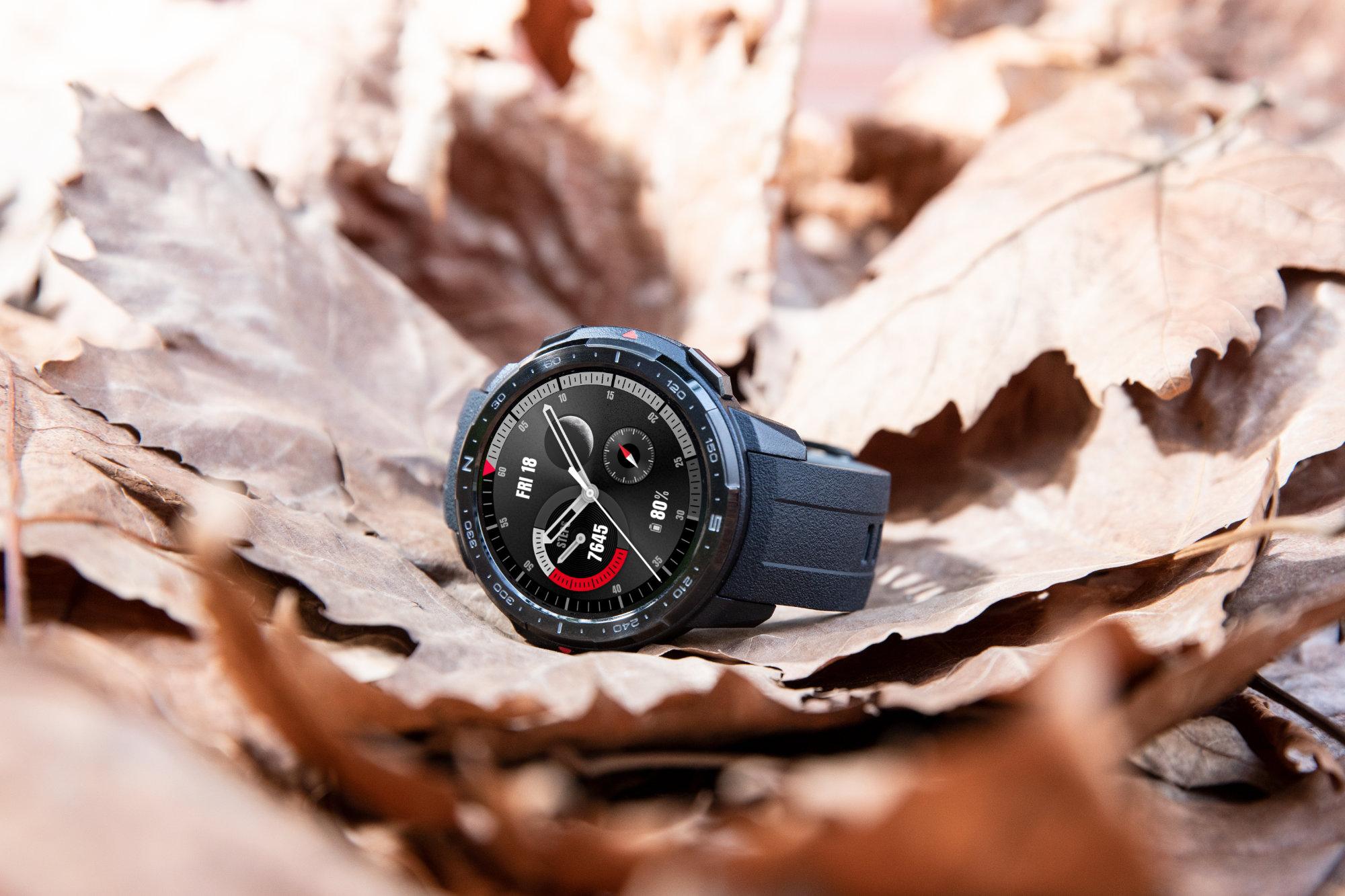Honor Watch GS Pro : déjà 50€ de remise sur la montre connectée tout-terrain