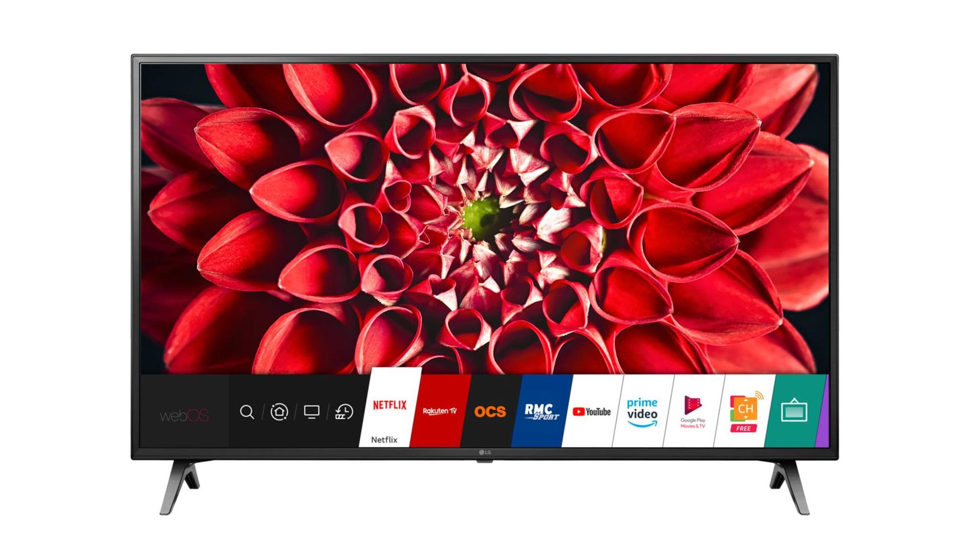 Moins de 600€ pour ce TV LG de 70 pouces, 4K HDR et compatible AirPlay