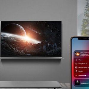 Apple TV arrive sur les TV LG de 2018, AirPlay 2 et HomeKit aussi