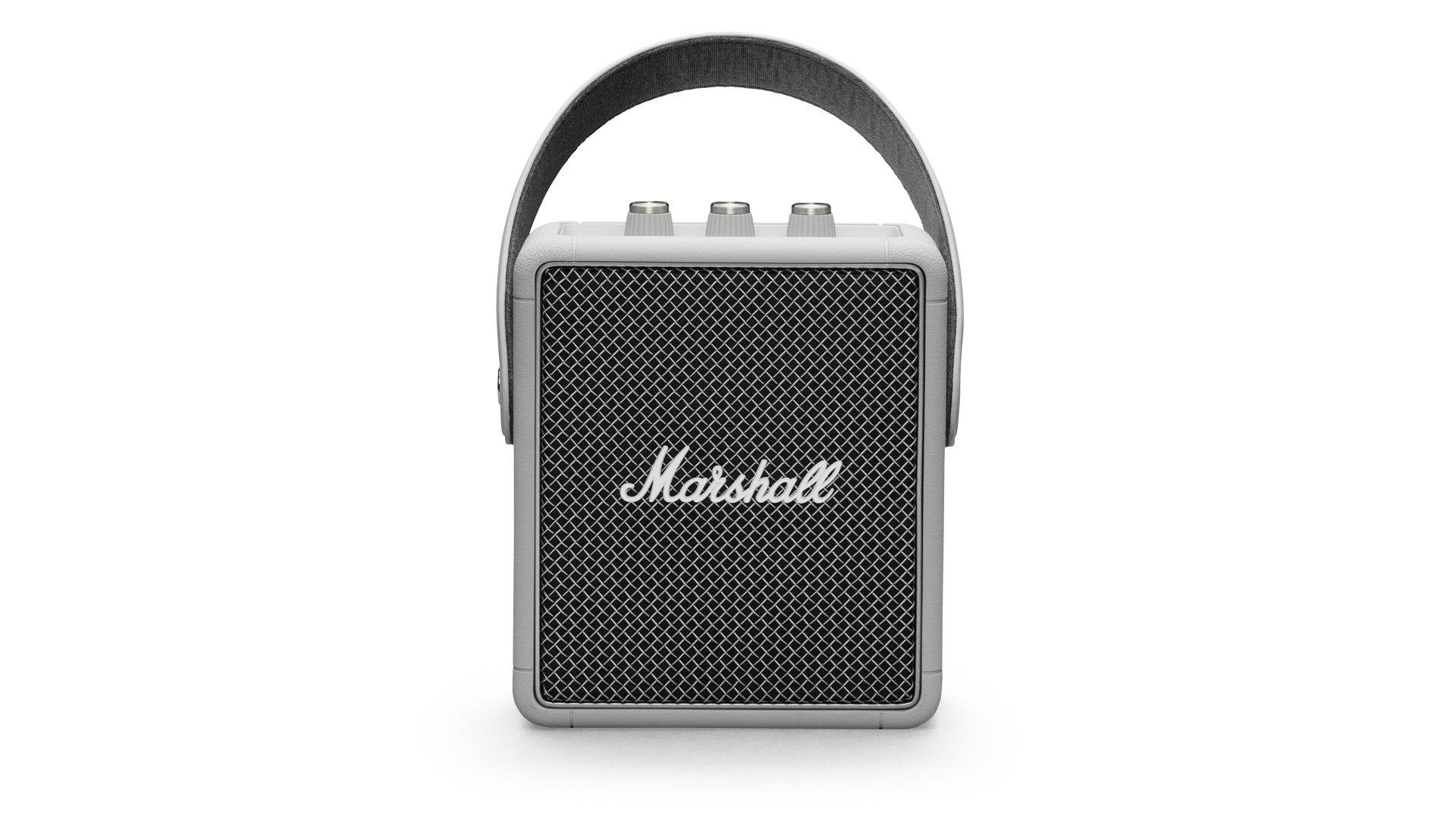 L'enceinte portable Marshall Stockwell 2 est disponible avec 50 € de réduction