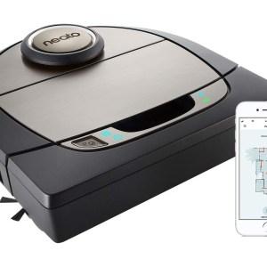 L'excellent robot aspirateur Neato D750 est à moitié prix sur Amazon
