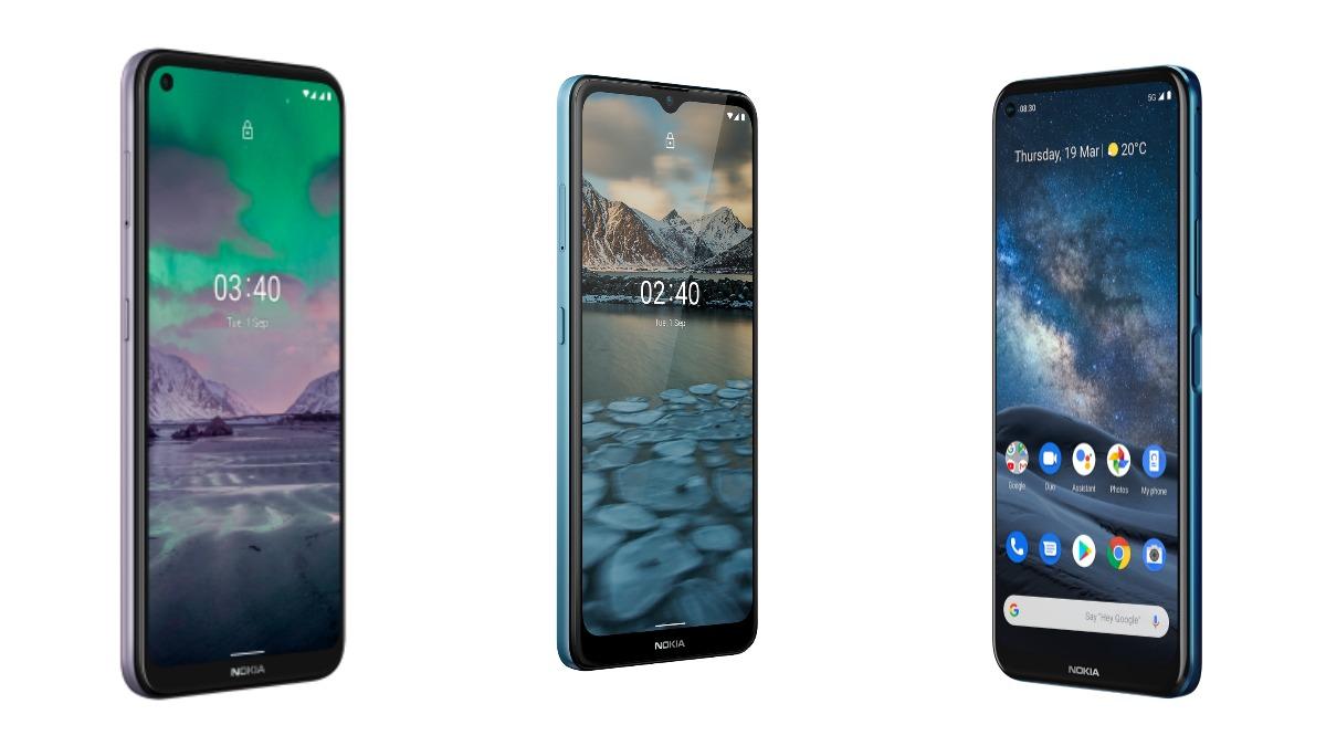 Nokia officialise le smartphone de James Bond et deux petits nouveaux à moins de 200 euros