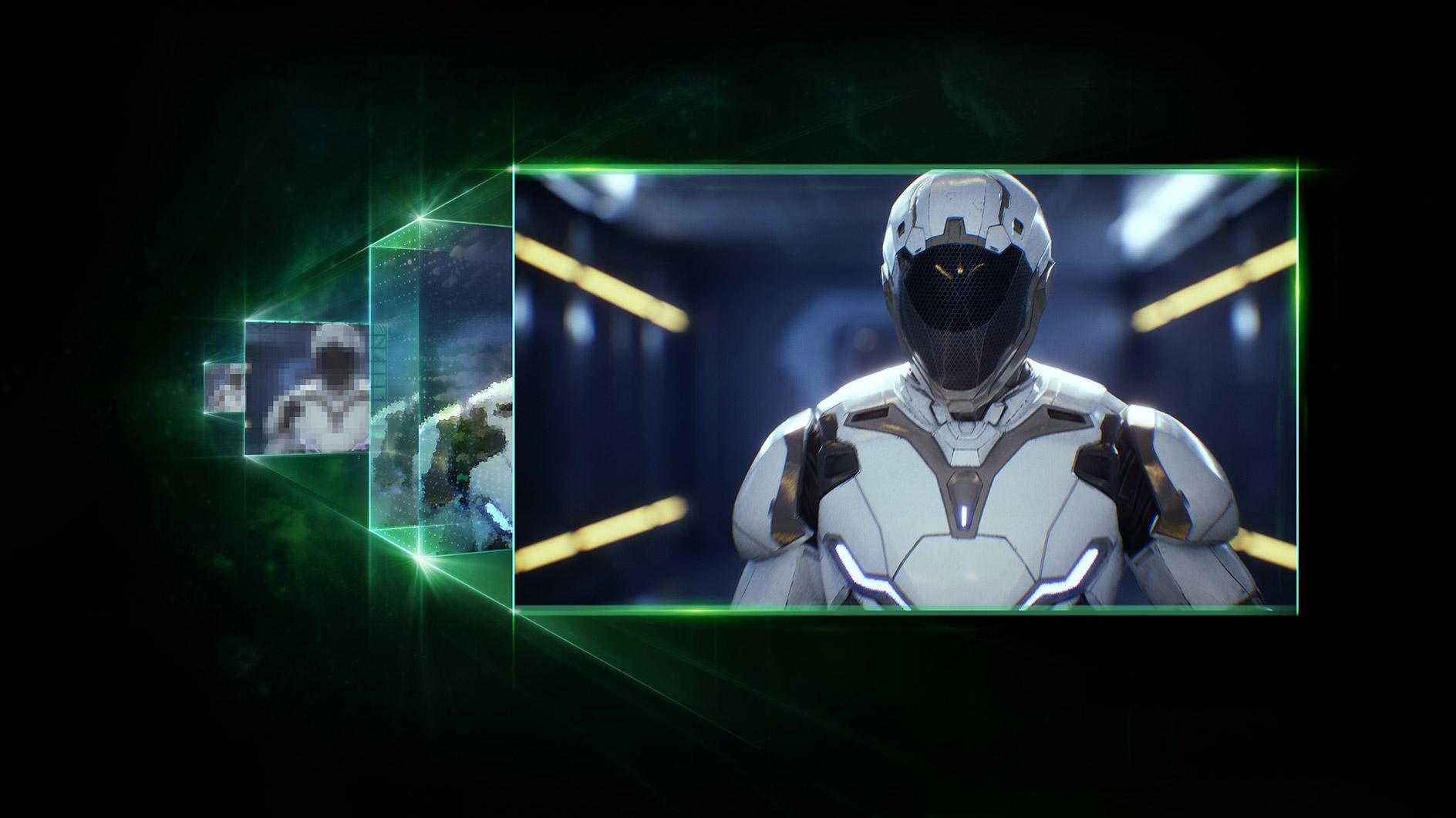 Nvidia : la réalité virtuelle bientôt requinquée grâce au support du DLSS 2.1