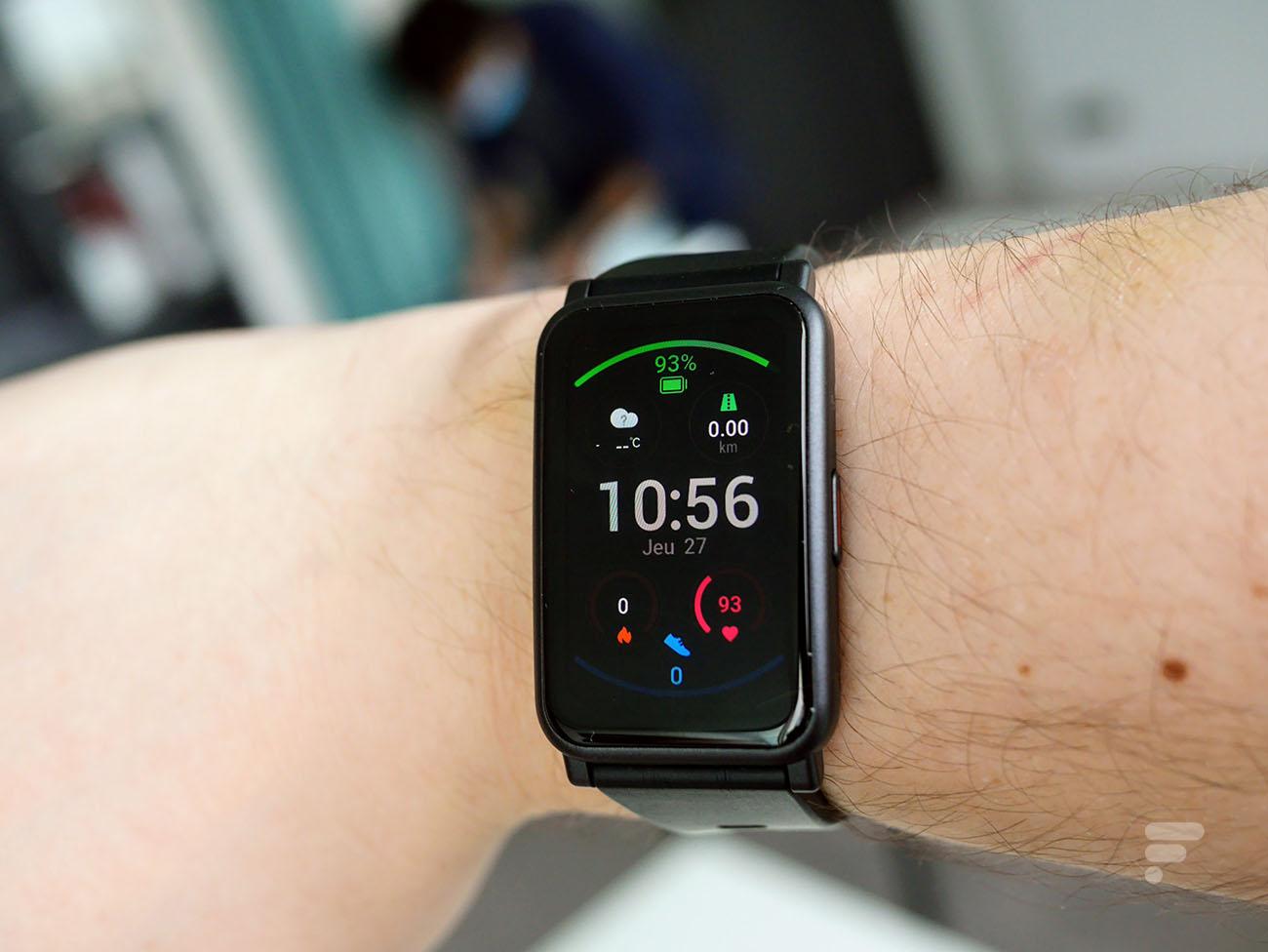 Honor Watch GS Pro et ES : design soigné et grosse autonomie pour ces nouvelles montres connectées