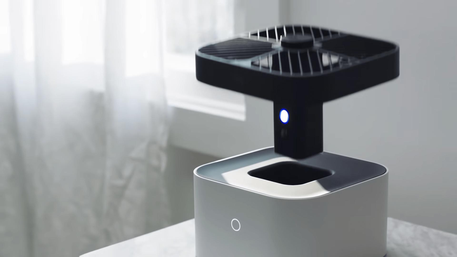 Aimeriez-vous avoir un drone de sécurité dans votre maison ?