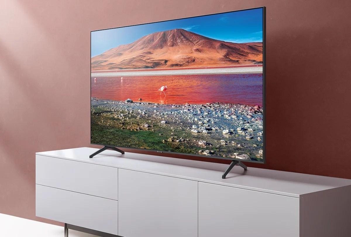Le téléviseur Samsung 4K 50pouces passe à 49euros avec un abonnement à la fibre
