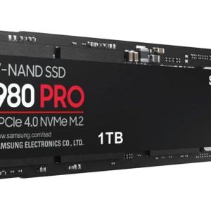 Samsung 980 Pro: un SSD aux vitesses doublées grâce au PCIe 4.0