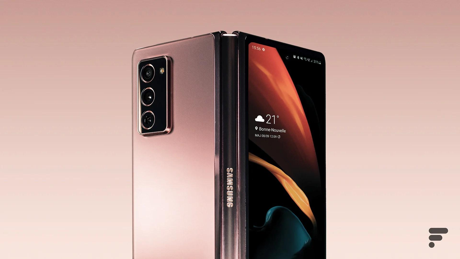Plus de 550euros de réduction sur les Samsung Galaxy Z Fold2 et Galaxy Z Flip 5G avec ce bonus de reprise
