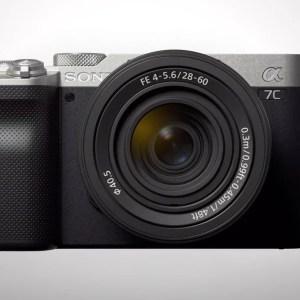 Sony Alpha 7C dévoilé : un nouvel hybride full frame au format prometteur