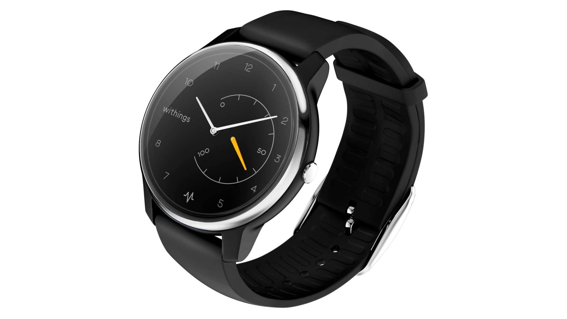 La montre Withings Move ECG est à moins de 100 euros sur Amazon