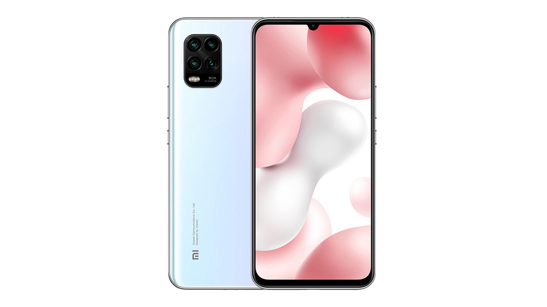 Préparez-vous à la 5G pour 322euros avec le Xiaomi Mi10 Lite