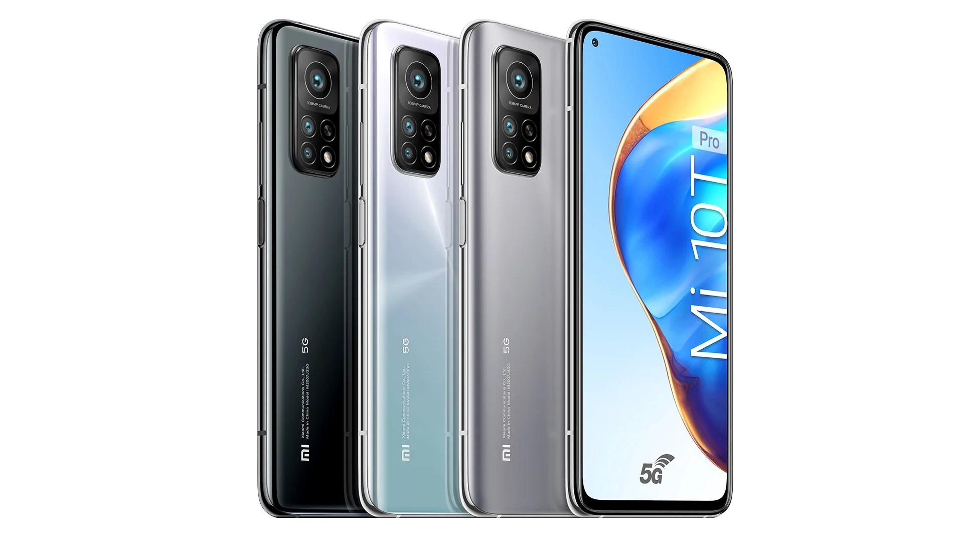 Xiaomi Mi 10T et Mi 10T Pro officialisés: un écran 144Hz pour pas si cher