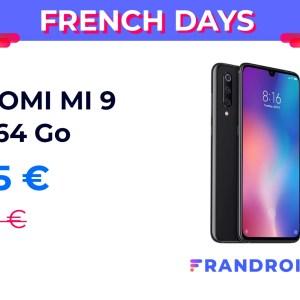Xiaomi Mi 9 : le flagship killer de 2019 est à 225 € pour les French Days