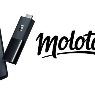 Le Xiaomi Mi TV Stick est en promotion avec 3 mois offerts à Molotov Plus