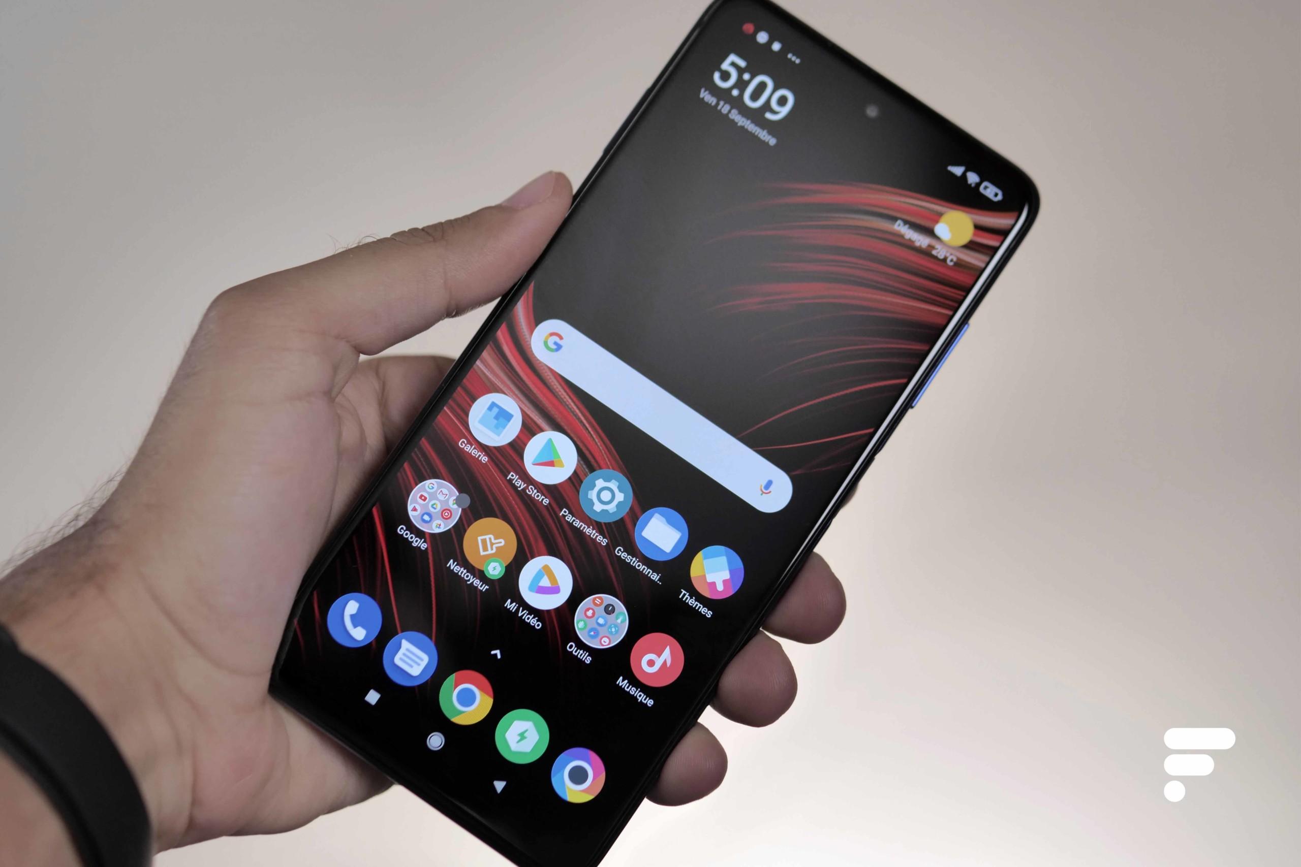 Test du Xiaomi Poco X3: mode 120 Hz ou autonomie, pourquoi choisir?