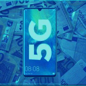 Enchères 5G : 2,786 milliards d'euros, l'addition n'est finalement pas si salée pour les opérateurs mobiles
