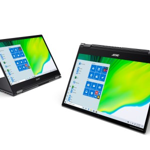 Acer Spin 5 2020 : le PC transformable avec traitement antimicrobien