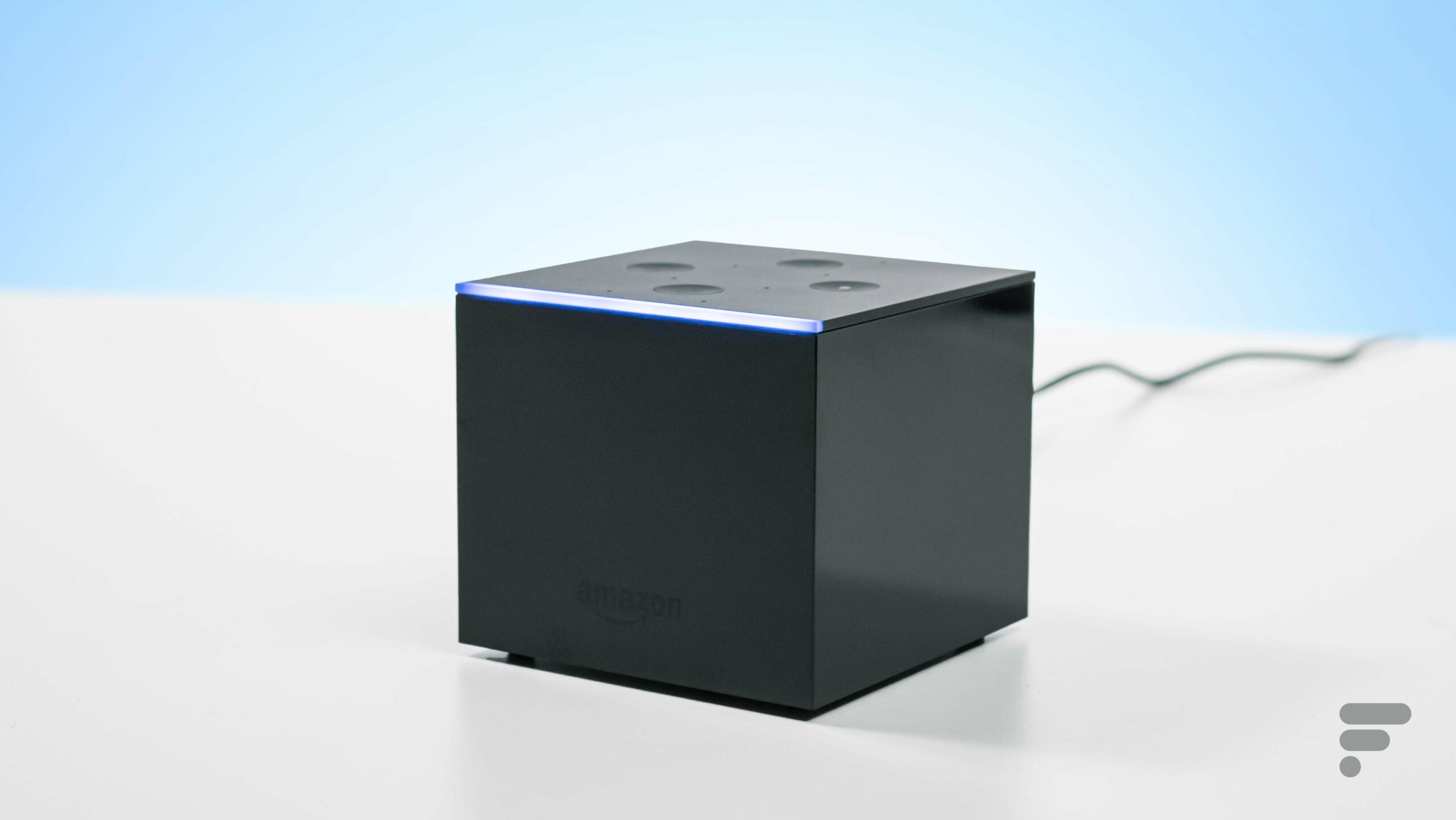 Test du Amazon Fire TV Cube : il prend littéralement le contrôle de votre téléviseur