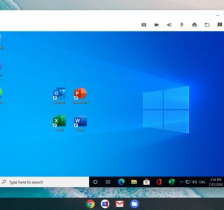 Lancer Windows 10 et ses applications sur un Chromebook est maintenant possible