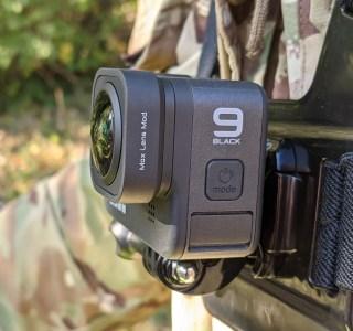 Prise en main du Max Lens pour GoPro Hero 9 Black: un accessoire bluffant aux utilisations très spécifiques
