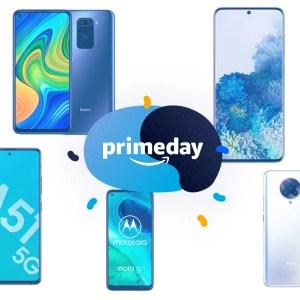 Xiaomi, Samsung, Huawei, Oppo : le TOP des smartphones en promo pour le Prime Day