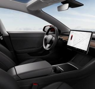 Tesla: Apple Music sur le point d'arriver sur le système d'infodivertissement
