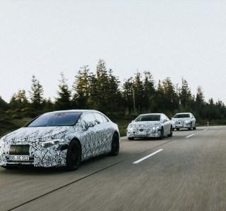 Mercedes clarifie sa stratégie électrique: voici ce qu'il faut retenir