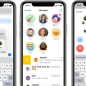 iOS 14 : comment profiter des nouveautés de Messages pour vos conversations
