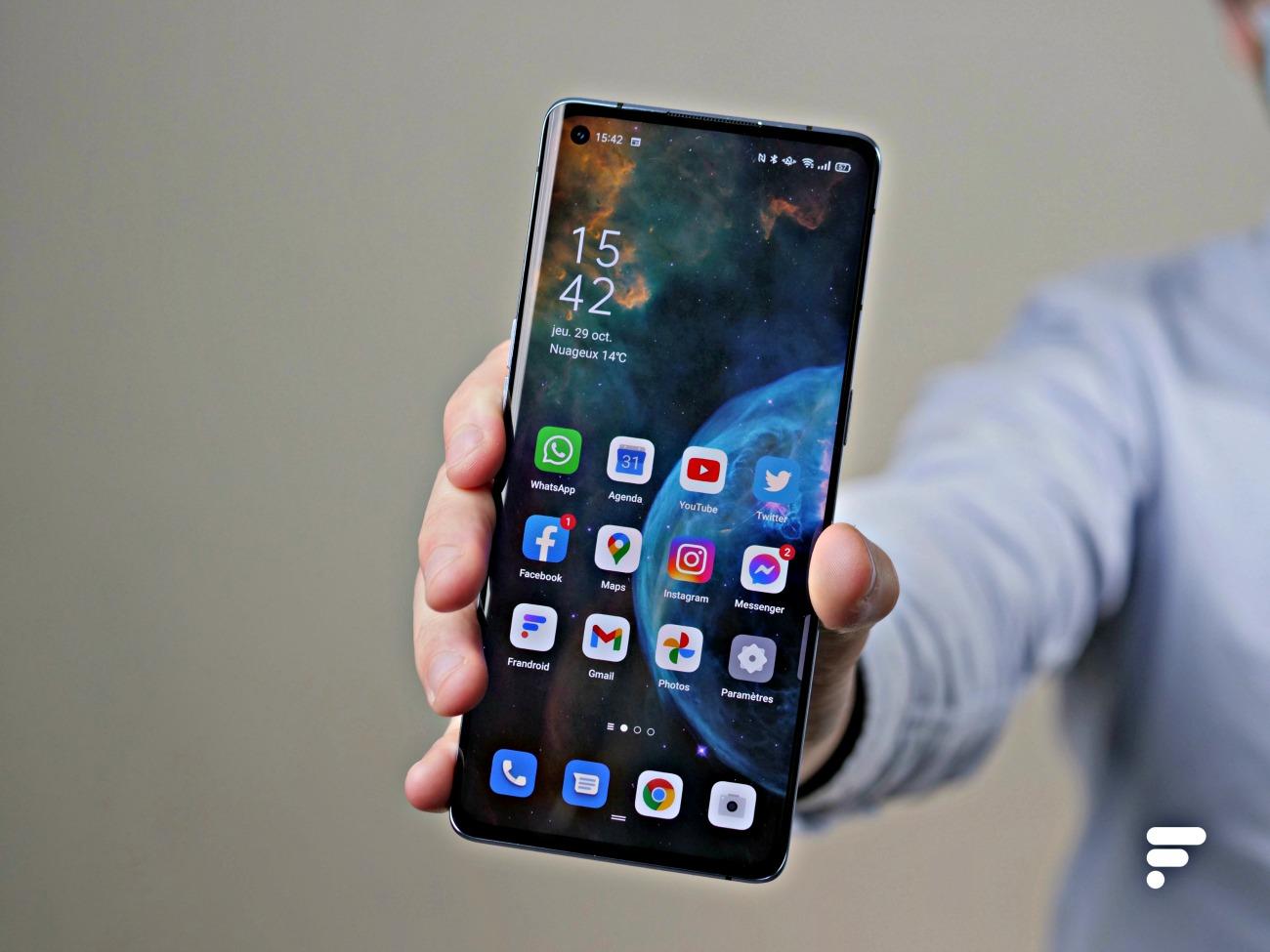 Android11: un téléphone Oppo y a droit et c'est une petite surprise
