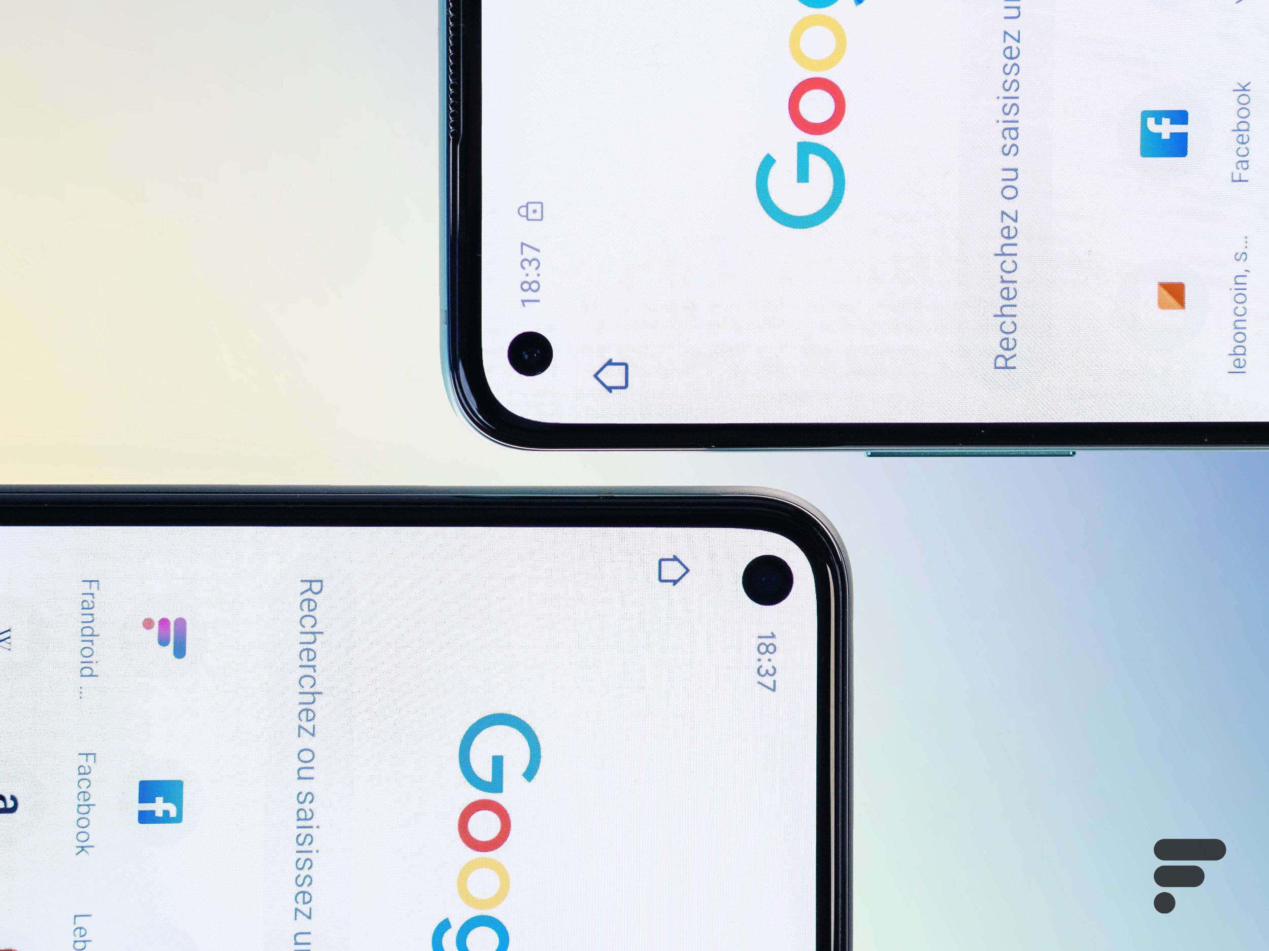 Google Pixel 6 : des changements attendus pour la caméra frontale du téléphone
